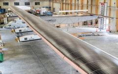 Фото с сайта solarimpulse.com