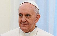 Папа римский Франциск. Фото с сайта casarosada.gov.ar