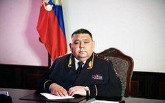 Артур Ахметханов. Фото с сайта 15.mvd.ru