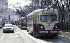 Парад трамваев © KM.RU, Алексей Белкин
