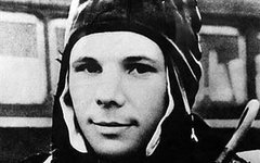 Юрий Гагарин. Фото с сайта wikimedia.org