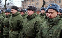 Российские солдаты. Фото с сайта mil.ru