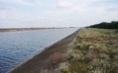 Северо-Крымский канал.Фото пользователя Властарь с сайта krymology.info