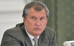 Игорь Сечин. Фото с сайта kremlin.ru