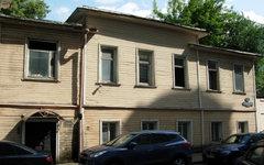 Дом Федора Шаляпина в 3-м Зачатьевском переулке. Фото с сайта dkn.mos.ru