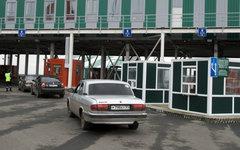 Пункт пропуска «Шебекино» © РИА Новости, Валерий Морев