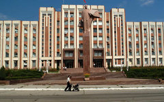 Здание Верховного совета Приднестровской Молдавской Республики. Фото с сайта noi