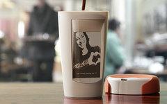 Кофейная кружка Paulig Muki. Фото с сайта tbwa.fi
