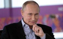 Владимир Путин. Фото с сайта kremlin.ru