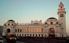 Киевский вокзал в Москве. Фото с сайта wikipedia.org