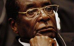 Роберт Мугабе. Фото с сайта wikipedia.org