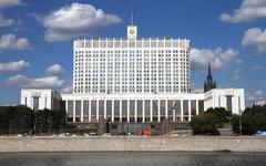Здание Правительства РФ © KM.RU, Илья Шабардин
