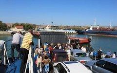 Керченская переправа. Фото с сайта venn-photo.ru