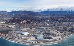 Олимпийский парк в Сочи. Фото с сайта sochi2013.com