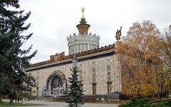 Павильон «Украина» на ВВЦ. Фото с сайта yamoskva.com