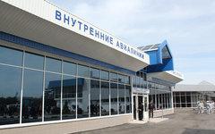 Аэропорт Симферополь. Фото с сайта cit.ua