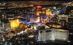 Лас-Вегас-Стрип. Фото с сайта wikipedia.org