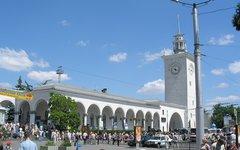 Симферопольский вокзал. Фото с сайта wikipedia.org