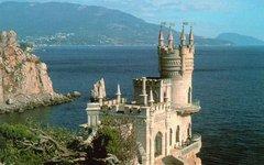 Ласточкино гнездо, Крым. Фото с сайта tourprom.ru