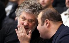 Игорь Коломойский (слева) © РИА Новости, Николай Лысенко