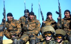 Российские военнослужащие © РИА Новости, Кирилл Калинников