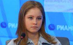 Юлия Липницкая © РИА Новости,  Владимир Трефилов
