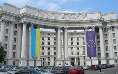 Здание МИД Украины. Фото с сайта wikipedia.org