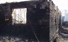 Место происшествия. Фото с сайта 22.mchs.gov.ru