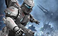 Персонаж игры Halo. Фото с офстраницы игры в Facebook