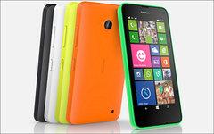 Nokia Lumia 630. Фото с сайта nokia.com