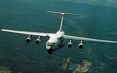 Ил-76. Фото с сайта mil.ru