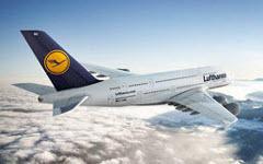 Самолет Lufthansa. Фото с сайта lufthansa.com