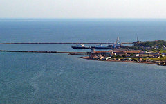 Керченский пролив. Фото Solundir с сайта wikimedia.org
