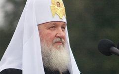 Патриарх Кирилл. Фото Serge Serebro с сайта wikimedia.org