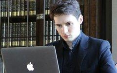 Павел Дуров. Фото с личной страницы во «ВКонтакте»