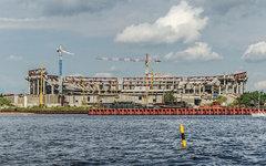 «Зенит Арена». Фото Florstein с сайта wikimedia.org