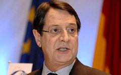 Никос Анастасиадис. Фото пользователя Flickr European People's Party