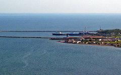 Порт «Крым». Фото Solundir с сайта wikimedia.org