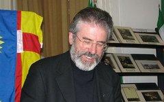 Джерри Адамс. Фото с сайта wikipedia.org