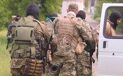 Ополченцы Донбасса. Фото пользователя Instagram sashakots