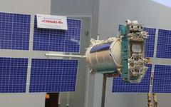 Макет спутника «Глонасс-М». Фото Bin im Garten с сайта wikimedia.org