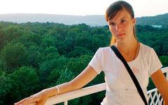 Александра Горохова. Фото с ее страницы «ВКонтакте»