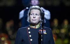 Кристин Лунд. Фото с сайта mil.no
