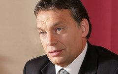 Виктор Орбан. Фото с сайта miniszterelnok.hu