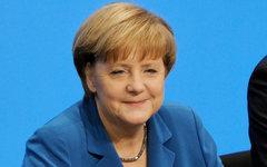 Ангела Меркель. Фото Martin Rulsch с сайта wikimedia.org