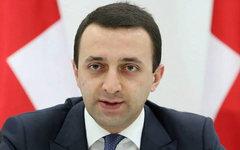 Ираклий Гарибашвили. Фото с сайта government.gov.ge