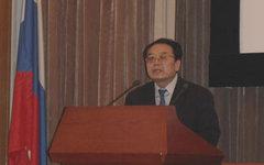 Чэн Гопин. Фото с сайта am.chineseembassy.org
