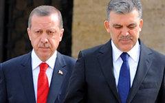 Реджеп Эрдоган и Абдулла Гюль. Фото с сайта haber-ankara.net