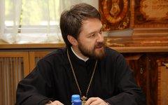 Митрополит Волоколамский Иларион. Фото с сайта hilarion.ru