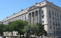 Здание министерства юстиции США в Вашингтоне. Фото Coolcaesar с сайта wikimedia.